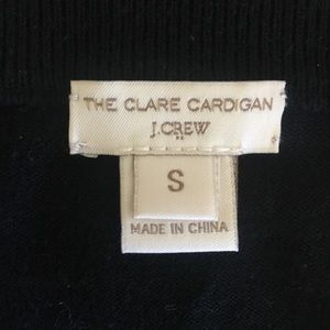 J. Crew Sweaters - NWOT J.Crew Clare Cardigan